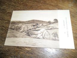 CPA Environs De Bourbon Lancy - N°51 - Morvan - Illustrateur Lucien Seevagen Artiste Peintre(1887-1959) - Autres Communes