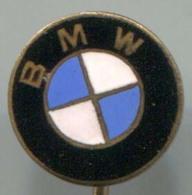 BMW - Car, Auto, Automotive, Enamel, Vintage Pin, Badge - BMW