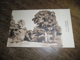 CPA Sous Bois En Morvan - N°53 - Signé Lucien Seevagen Artiste Peintre(1887-1959) - Illustrateurs & Photographes