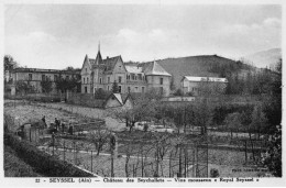 65Sma   01 Seyssel Chateau Des Seychallets Vins Mousseux Royal Seyssel - Seyssel