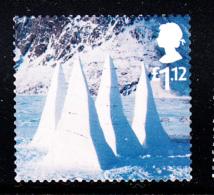 Great Britain Used Scott #2170 1.12pd Snow Pyramids - Christmas - 1952-.... (Elizabeth II)