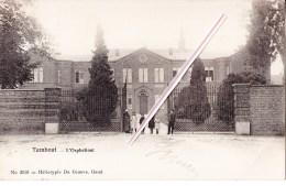 TURNHOUT - L'Orphelnat - Carte Animée Et Circulée Vers Namur En 1905 - Turnhout
