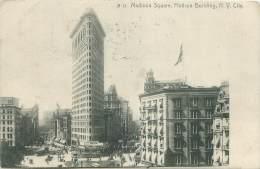 NEW YORK CITY - Madison Square, Flatiron Building - Autres Monuments, édifices