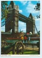 Tower Bridge, London. - John Hinde - Tower Of London