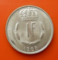 Luxembourg 1 Franc 1968 - Luxembourg