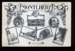 91 Essonne  Montlhéry Multi Vues Multivues Vues Multiples Desgouillons - Montlhery