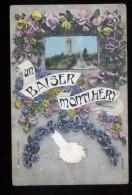 91 Essonne  Montlhéry Un Baiser De Desgouillons 1911 Déchirure Sur Le Cliché - Montlhery