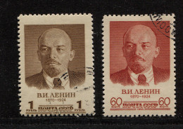 UdSSR / Russia , 1938,  Lenin - 1923-1991 URSS