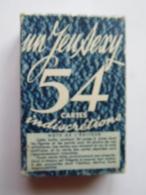 JEU DE CARTES EROTIQUE ANNEES 50 / EROTISME - Playing Cards (classic)