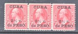 U.S. CUBA  223 A X 3  * - Cuba