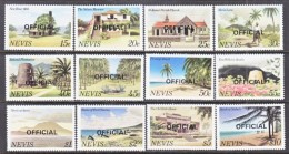 NEVIS  O 11-22   **   TOURISM - St.Kitts And Nevis ( 1983-...)