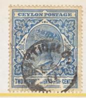 CEYLON  163  (o) - Ceylon (...-1947)