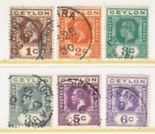CEYLON  225 +  (o)   Wmk. 4 - Ceylon (...-1947)