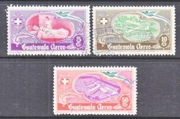GUATEMALA   C 177-9  (o)   NURSE   MEDICINE - Guatemala