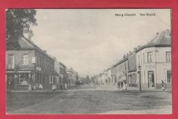 Leopoldsburg / Bourg Léopold - Rue Royale - 1912 ( Verso Zien ) - Leopoldsburg