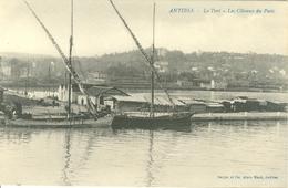 (06) ANTIBES : Le Port - Les Coteaux Du Puits - Autres
