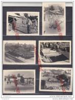 Au Plus Rapide Guerre Indochine Camp Base SENO * PC GAP 1 PC GOML PC BLS Construction Abri Enterré Militaire - War, Military
