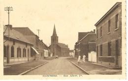 HARCHIES : Rue Albert Ier - Editeur : C. Marlot, Harchies - Bernissart