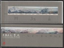 Macau - Macao (2015)  - Booklet -  /   Yellow River - Riviere - Rio - Aardrijkskunde