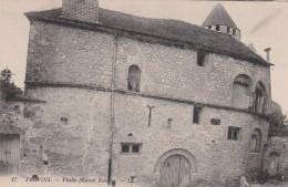 Cp , 77 , PROVINS , Vieille Maison Romaines - Provins