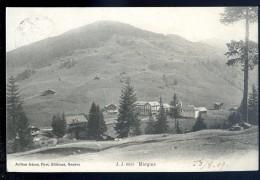 Cpa  De Suisse Valais Morgins -- édition Jullien Frères Genève LIOB99 - VS Valais