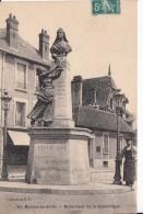 Cp , 78 , MANTES-la-JOLIE , Monument De La République - Mantes La Jolie