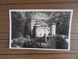 Les Gorges Du  Tarn   ( Lozère )                Le Château De La Caze - Gorges Du Tarn