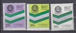 SOUDAN        1997        N .    464 / 466        COTE      11 . 00      EUROS       ( V 439 ) - Soudan (1954-...)