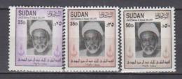 SOUDAN        1997        N .    457 / 459        COTE      14 . 00      EUROS       ( V 454 ) - Soudan (1954-...)