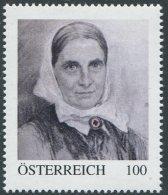 ÖSTERREICH / PM Nr. 8118231 / Rotes Kreuz Krankenpflegerin / 20er Auflage / Postfrisch / **