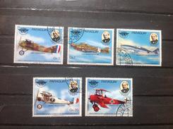 Paraguay - Serie Militaire Vliegtuigen 1980 - Paraguay