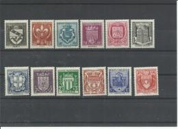 FRANCIA  YVERT 526/37   MNH  ** - 1941-66 Escudos Y Blasones