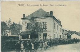 FRUGES - Ecole Communale Des Garçons - Cours Complémentaire -ed. Hennegnelle-Demonchaut - Fruges