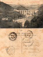 Le Viaduc De  DUZON   - Cachet Militaire    (87633) - France