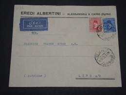 EGYPTE - Enveloppe à Découvrir - Détaillons Collection - A Voir - Lot N° 16065 - Egypt