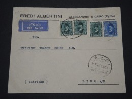 EGYPTE - Enveloppe à Découvrir - Détaillons Collection - A Voir - Lot N° 16066 - Égypte