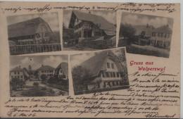 Walperswil - Gruss Aus Walperswyl - 5 Bild AK - BE Berne