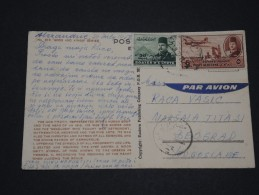 EGYPTE - Enveloppe à Découvrir - Détaillons Collection - A Voir - Lot N° 16075 - Égypte