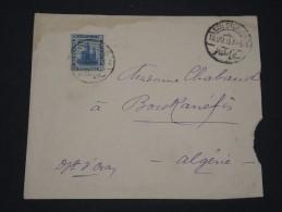 EGYPTE - Enveloppe à Découvrir - Détaillons Collection - A Voir - Lot N° 16077 - 1915-1921 Protectorat Britannique