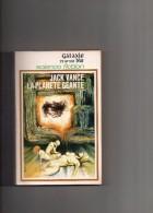 """JACK  VANCE    --   """"""""   LA  PLANETE  GEANTE   """"""""  --  GALAXIE  SPECIAL  26  --  EDIT.  OPTA   1972 ....... - Opta"""