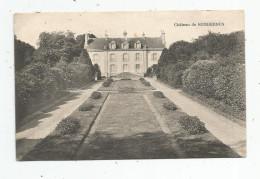 Cp , 29 , Château De KERBERNES , écrite , Ed : Legrand - France