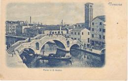 VENEZIA -  Cannaregio - Ponte Di S. Giobbe (rara) - Venezia (Venice)