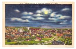 USA - TENNESSEE - JOHNSON CITY, Bird's Eye View - Johnson City