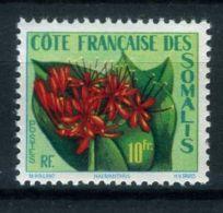COTE  DES  SOMALIS ( POSTE ) : Y&T  N°  290  TIMBRE  NEUF  SANS  TRACE  DE  CHARNIERE , A  VOIR . - Côte Française Des Somalis (1894-1967)