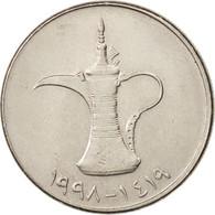 United Arab Emirates, Dirham, 1998, British Royal Mint, TTB+, KM:6.2 - Emirats Arabes Unis