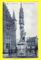 * Herentals - Hérenthals (Antwerpen - Anvers) * (SBP, Nr 2) Monument Du Boerenkrijg, Statue, Mémorial, Rare, Old - Herentals