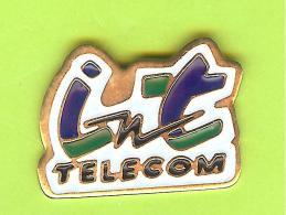 Pin InT Telecom - 1R23 - Médias