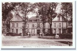 CPA 28 ILLIERS Environs Le Château De Roussainvillee - Illiers-Combray
