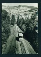 POLAND  -  Krynica  Mountain Railway  Used Postcard As Scans - Polen