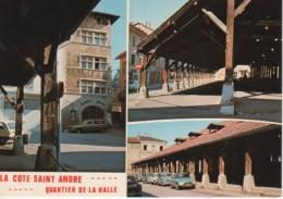 LA COTE-SAINT-ANDRE : Quartier De La Halle - La Côte-Saint-André